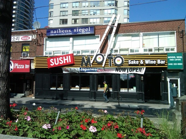 Sushi Restaurants Yonge And Sheppard
