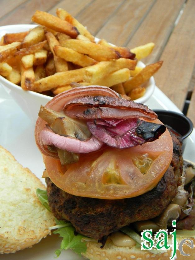 South St Burger Kitchener On