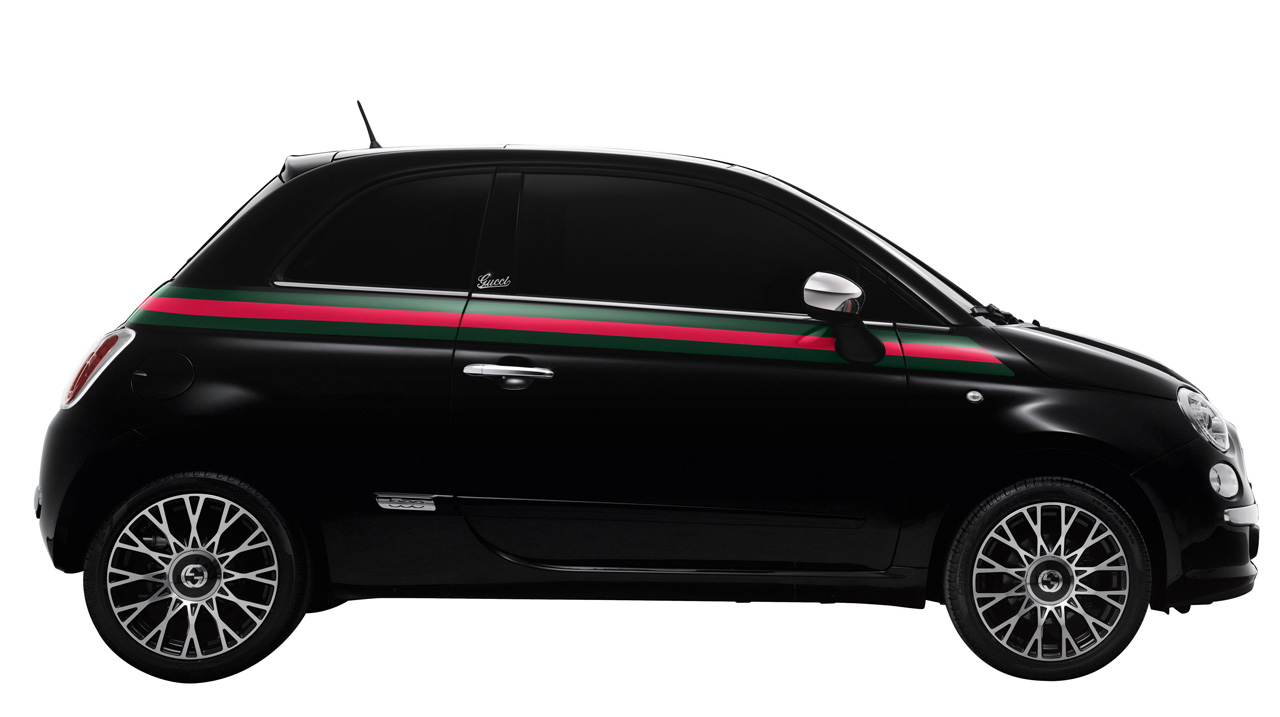 fac8edb5d3a6 Fiat 500 By Gucci | Solmaz In The City