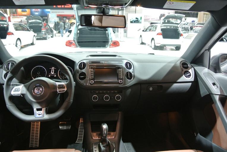 VW Interior R-Line