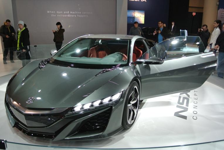 Acura Concept NSX