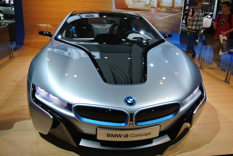 BMW Concept i8