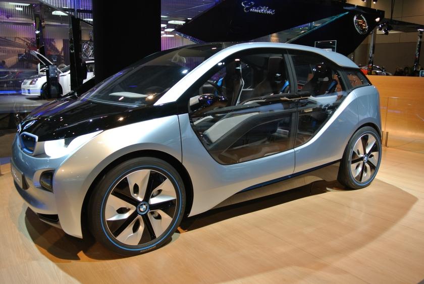 BMW Concepr i3