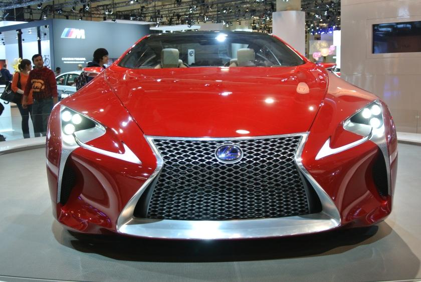 Lexus Concept LF-LC