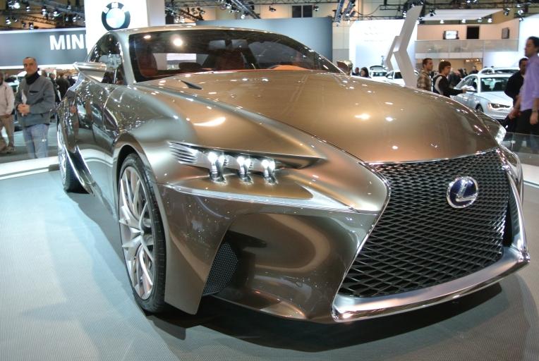 Lexus Concept LF-CC