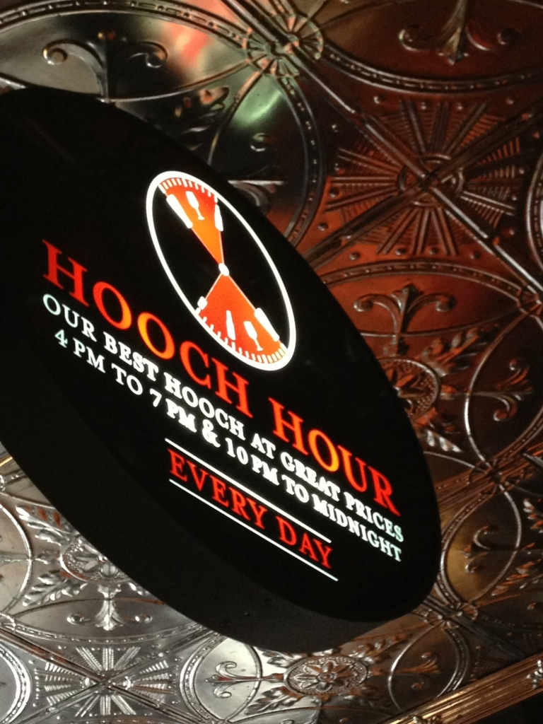 Prohibition Hooch Hour