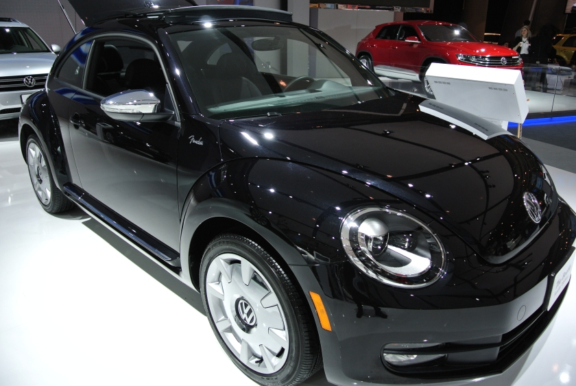 2013 Volkswagen Beetle Fender Edition Solmaz In The City