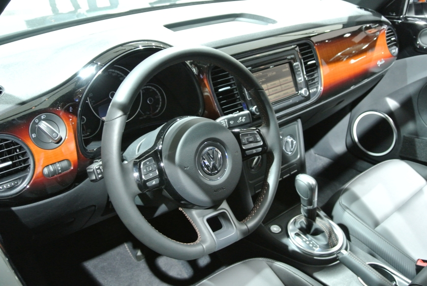 Beetle Fender Interior