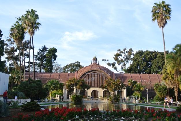 Balboa Park San Diego Architecture