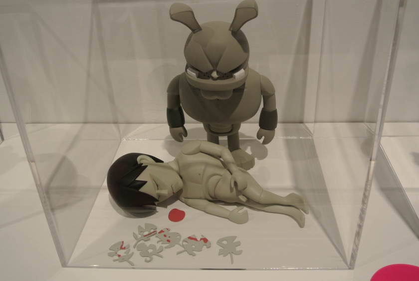 This Is Not A Toy Exhibit