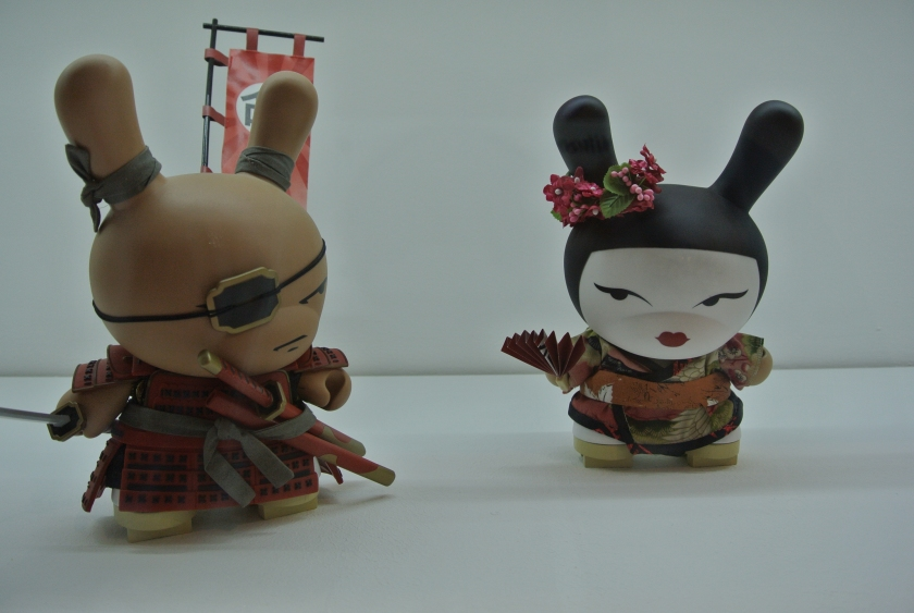 Japanese Dunny Toys