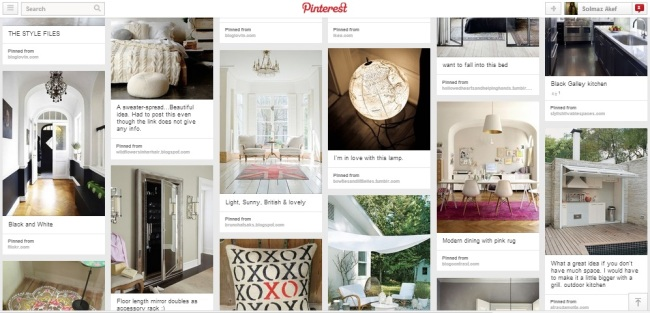 Pinterest For Home
