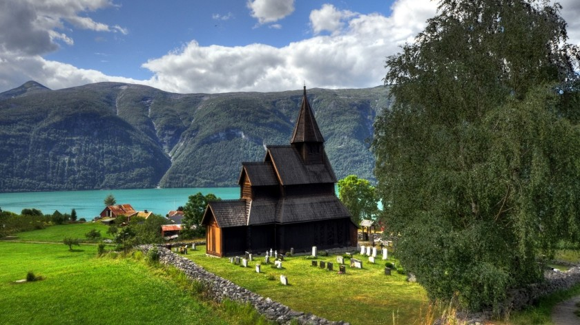 landscapes_norway_europe_church_1920x1080_23891