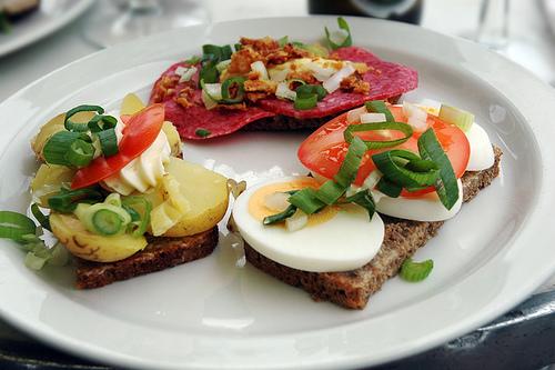 nordic breakfast