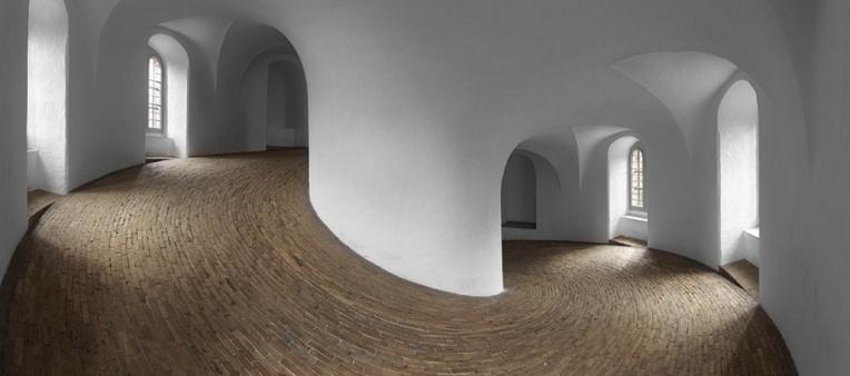 Round Tower Copenhagen interior