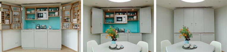 Hive Haus Kitchen