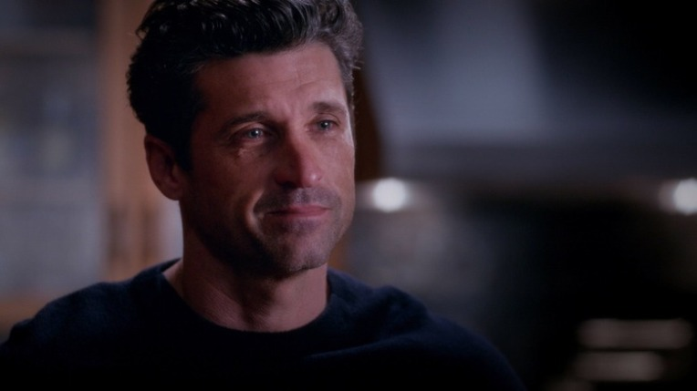 McDreamy is dead