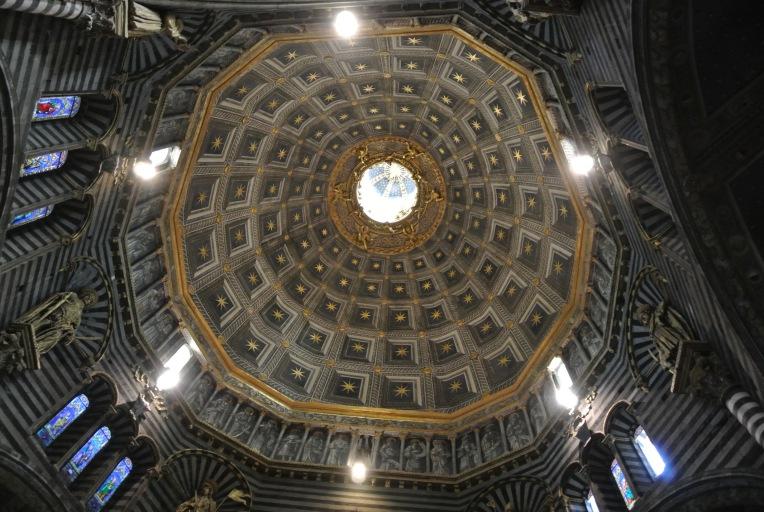 Duomo interior dome