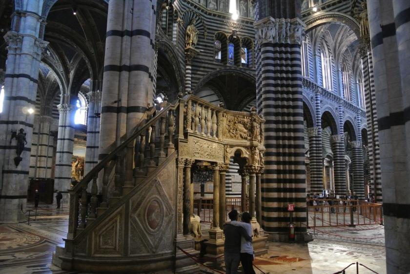 Duomo di Siena interior