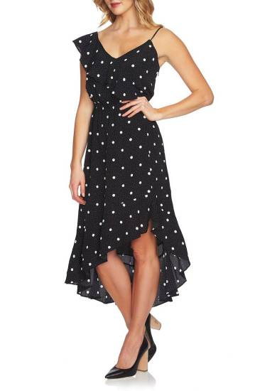 8. Ruffle High/Low Sundress by 1.STATE
