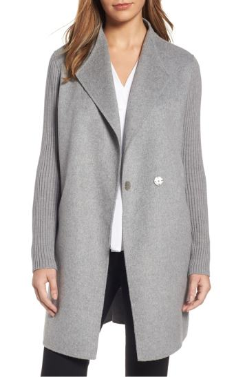 6. Double Face Coat by KENNETH COLE NEW YORK