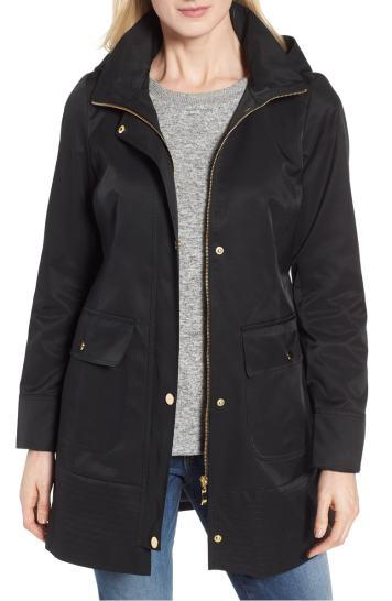 3. Hooded Rain Jacket by KRISTEN BLAKE