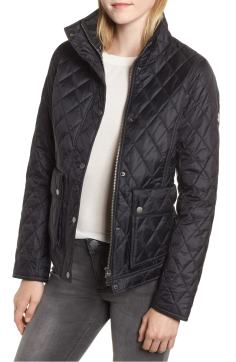 2. Cushat Quilted Jacket by BARBOUR