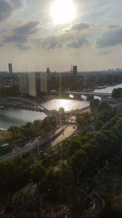 Citizen M Paris Gare de Lyon Hotel Paris view