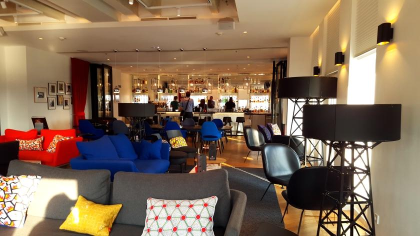 Citizen M Paris Gare de Lyon Hotel roof bar