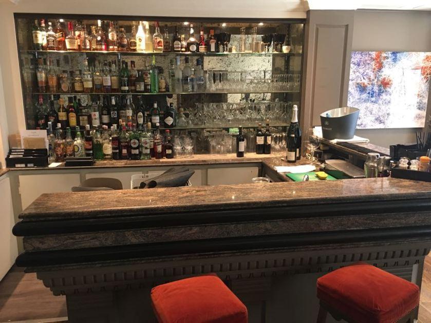 Hotel Castille Paris Bar