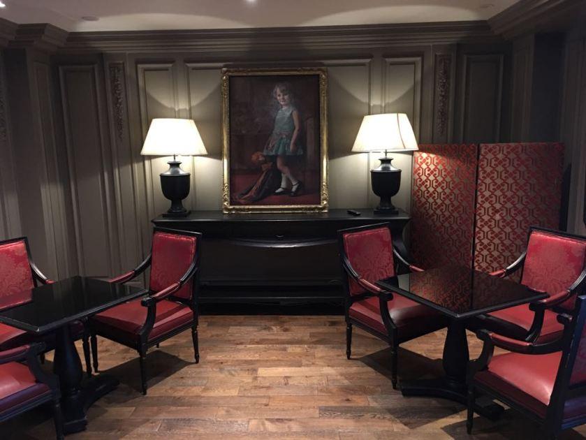 Hotel Castille Paris Lobby