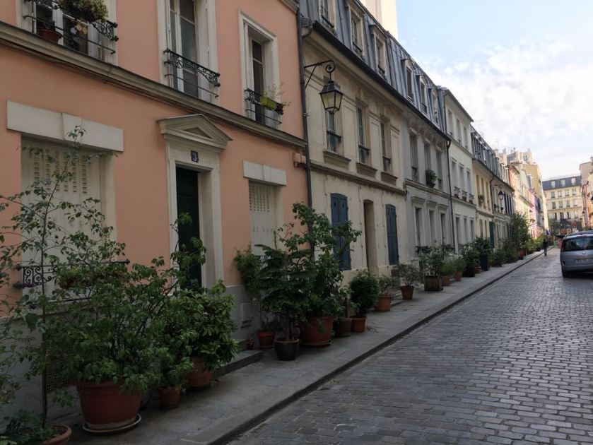 Paris neighbourhood