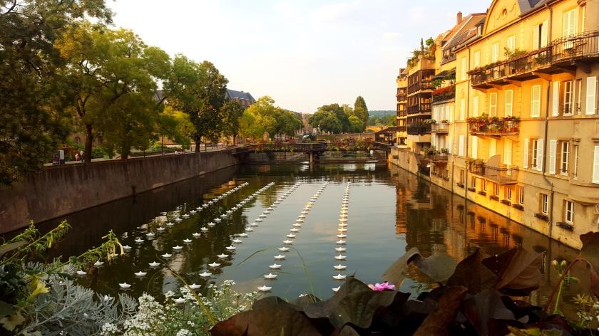 Metz river