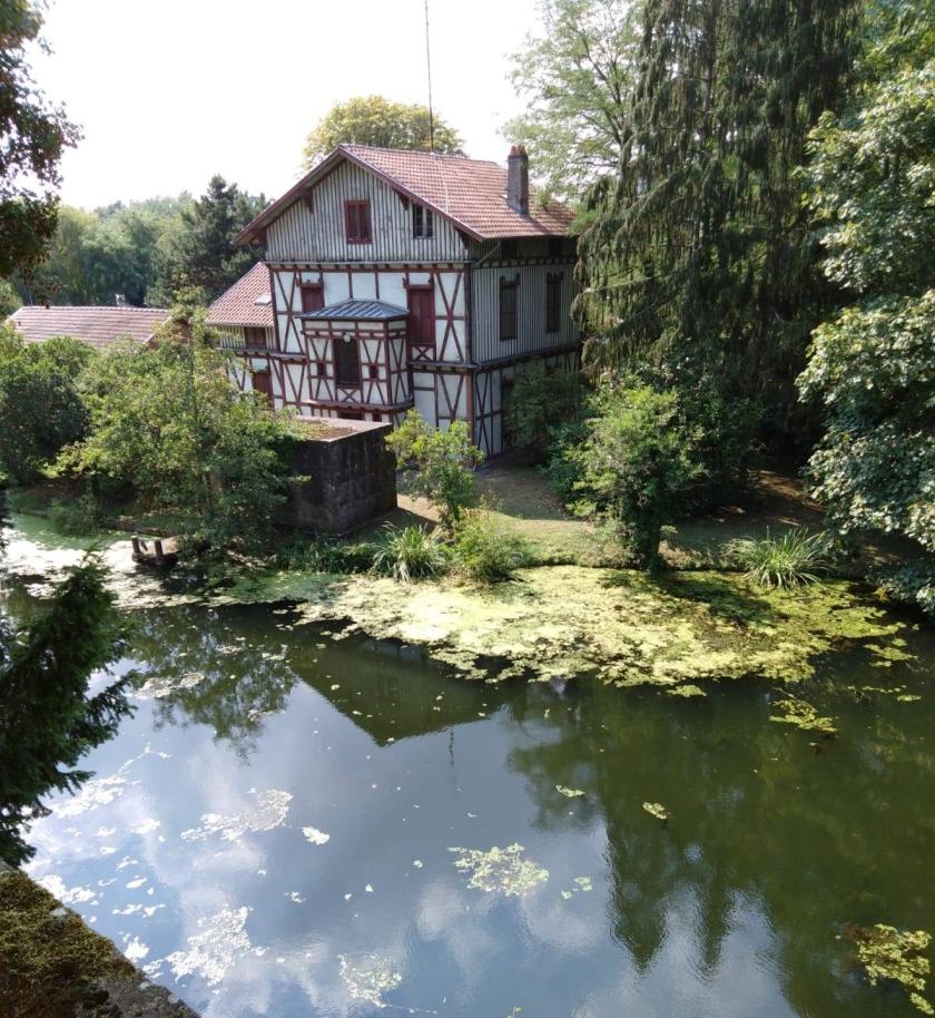 Esplanade Garden, Jardin Boufflers Metz