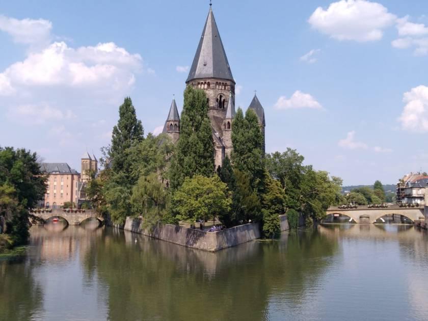 Temple Neuf Petit Saulcy